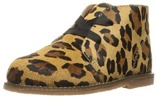 Ralph Lauren Carl Lace-Up Boot (Toddler) - Leopard - 9 M ...