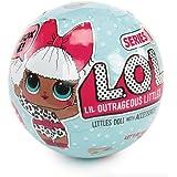 LOL L.O.L Surprise Doll SET of 2!! [並行輸入品]
