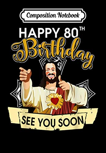 Happy Halloween Firefighters (Composition Notebook: Jesus Happy 80th Birthday See You Soon Funny, Journal 6 x 9, 100 Page Blank Lined Paperback)