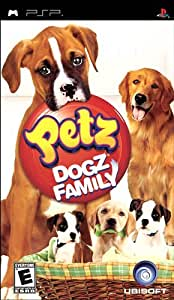Petz Dogz Family - PlayStation Portable Standard Edition