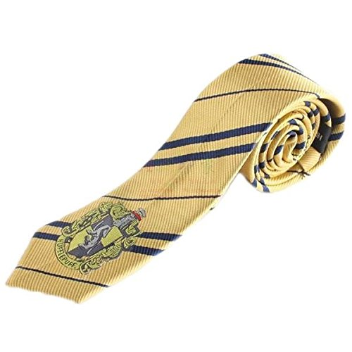 elope Hufflepuff House Necktie