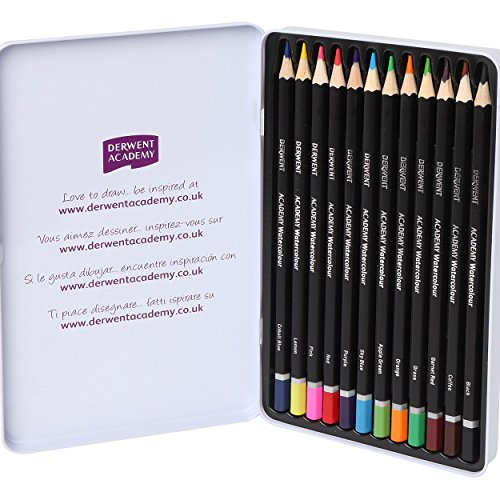 Derwent Academy Colored Pencils 2300225 product image
