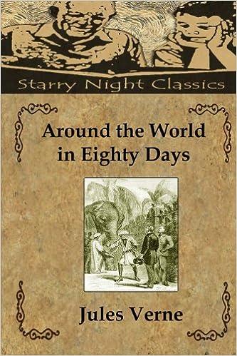 Ilmainen paras myyjä eBook Around the World in Eighty Days 1481900056 PDF by Jules Verne