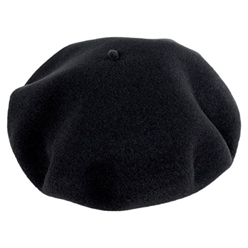 Hoquy Wool Basque Beret Box...