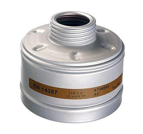 Drä ger X-plore Gasfilter 940 A2 (EN 14387) Qualitä tsfilter fü r Masken mit Rundgewinde RD40 (EN 148-1) Dräger Safety AG & Co. KGaA
