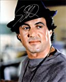 Sylvester Stallone In Rocky Signed Autographed 8 X 10 Reprint Photo - Mint Condition