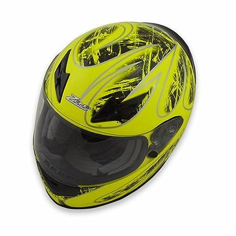 Zamp FS-8 Snell M2015 DOT Helmet Black X-Small