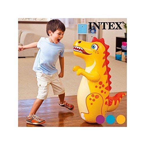 Hinchable Tentetieso Animales Intex Diseño: Tigre -: Amazon ...