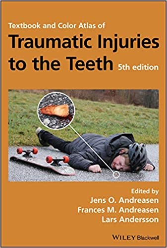 Textbook and Color Atlas of Traumatic Injuries to the Teeth 51qVDEtbllL._SX335_BO1,204,203,200_