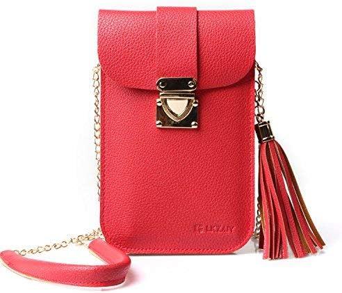 Cell Phone Bag LKZAIY PU...