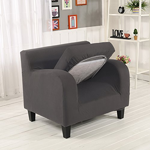 Anjuren 2 Piece Stretch Chair Loveseat Sofa Slipcover Soft