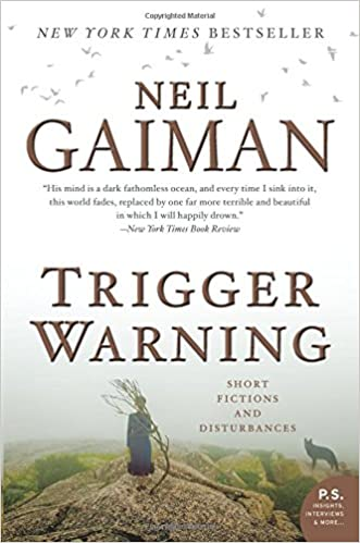 Image result for trigger warning neil gaiman