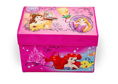 Disney Princess Spring (Disney Princess Fabric Toy Box)