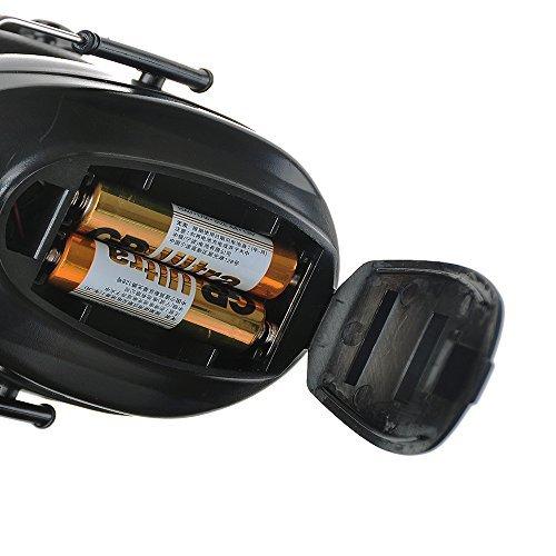 Protear Radio Safety Earmuffs Audio Tough Sound Electronic Noise