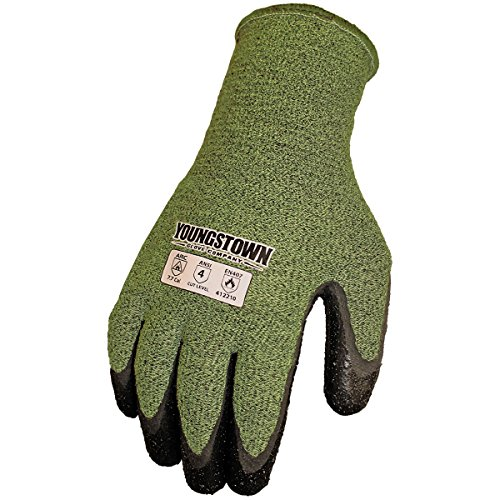 Youngstown Glove 12-4000-60-L FR 4000 Cut-Resistant Gloves, Large, Multicolored by Youngstown Glove Company (Image #7)