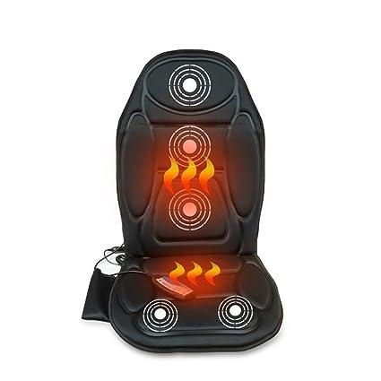 Amazon.com: Cojín de calefacción para coche, masajeador de ...