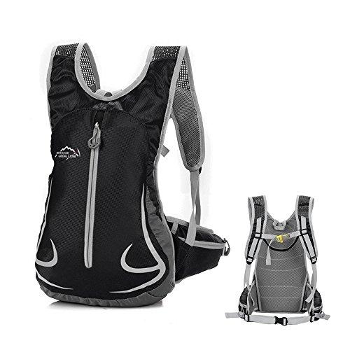 KUKOME Bicycle Backpack High Waterproof Sports bag,14L,Strea
