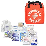 PhysiciansCare by First Aid Only 90360 95 Piece Fabric Small Emergency Medical Trauma Kit