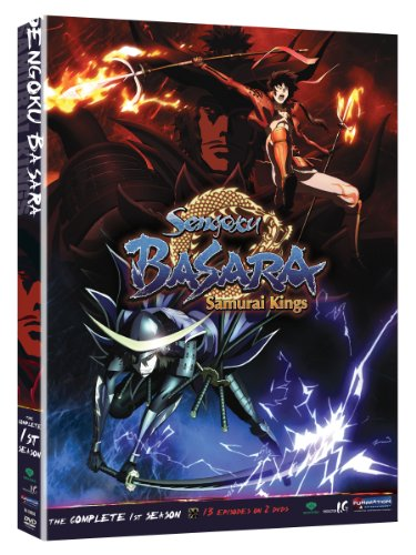 Sengoku Basara: Samurai Kings: Season 1