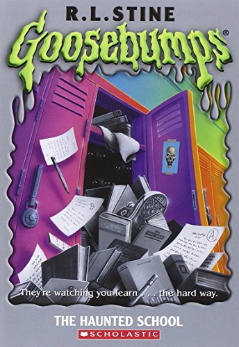 The Haunted School (Goosebumps)