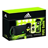 Adidas Male Personal Care Pure Game 3 Piece Fragrance Set