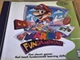 1998 the Learning Company, Inc. Nintendo/interplay Productions Brain Storm Mario's Fundamentals Pc Software Cd-rom Game with 5 Games of Checkers, Go Fish, Dominoes, Backgammon & Yacht (Cd-rom for Windows 95, Windows 3.1 Macintosh Apple System 7.0 or Higher)(Great for Mario Bros. And Super Mario Brothers Collectors) (Licensed By Nintendo)