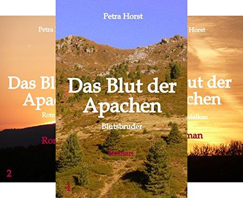 Das Blut der Apachen (Reihe in 11 Bänden) by