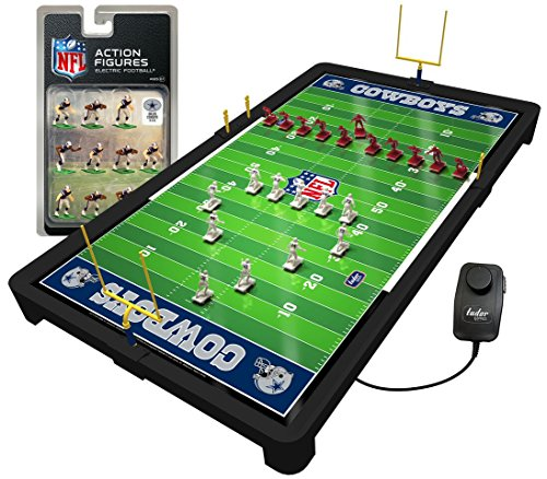 - Dallas Cowboys NFL Electric Football Game