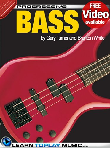 Bass Guitar Lessons: Teach Yourself How to Play Bass Guitar (Free Video Available) - Bass Blues Progressive
