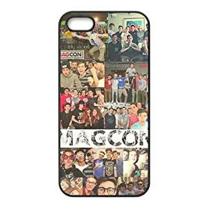 Alive MAGCON fashion plastic phone case for iphone 5c