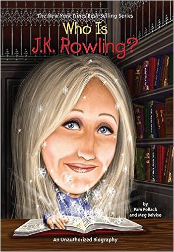 Who Is J.K Rowling?