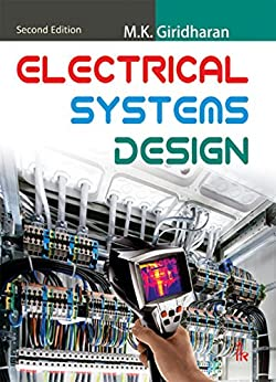Electrical Systems Design M K Giridharan ebook product image