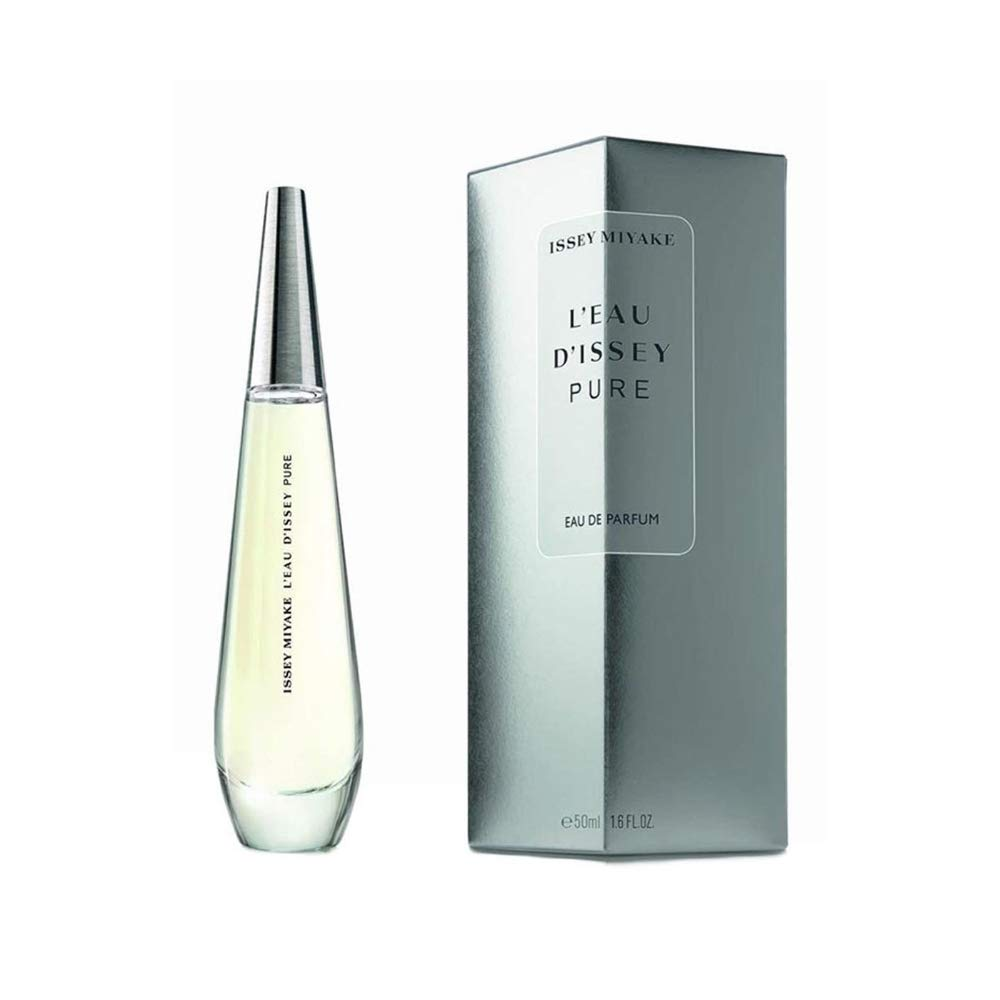 Issey Miyake L'Eau D'Issey Pure Eau De Parfum Spray, 3.0 Ounce by Issey Miyake