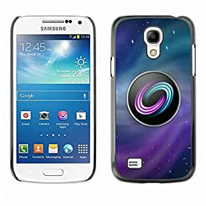Estuche Cubierta Shell Smartphone estuche protector duro para el teléfono móvil Caso Samsung Galaxy S4 Mini i9190 MINI VERSION! / CECELL Phone case / / Logo Game Pc Gamer Gaming Ubuntu