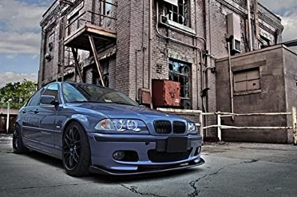 Amazon Com Poster Of Bmw E46 3 Series Blue Right Front Hre P40