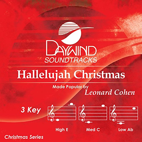 Hallelujah Christmas [Accompaniment/Performance Track] (The Best Hallelujah Version)