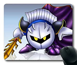 Meta Knight the Kirby Series Game Mouse Pad/Mouse Mat Rectangle by ieasycenter