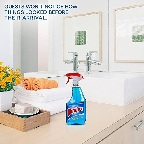 Windex Original Glass Cleaner, 26 Ounce (Pack of 2) by Windex (Image #3)