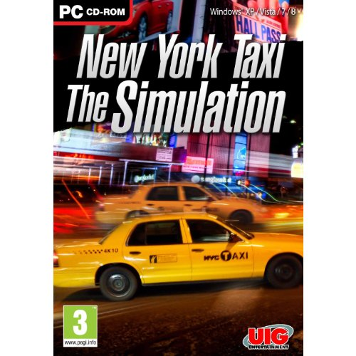 (New York Taxi: The Simulation (PC DVD) (UK IMPORT))