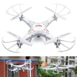 New Syma X5C-1 2.4Ghz 4CH 6-Axis RC Quadcopter Drone with HD Camera RTF