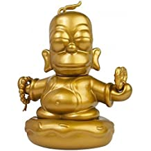 LootCrate September 2015 The Simpsons 3-Inch Golden Homer Buddha by KidRobot by Kidrobo by Kidrobo