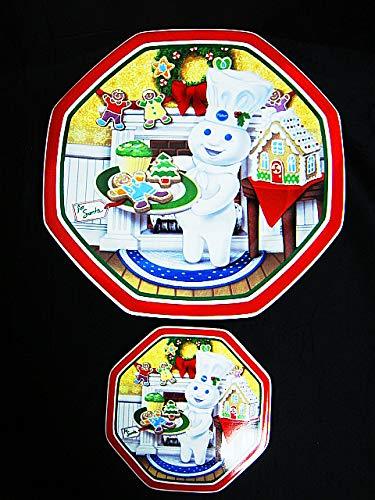 Amazon Com Danbury Mint Pillsbury Doughboy 2007 Cookies Santa