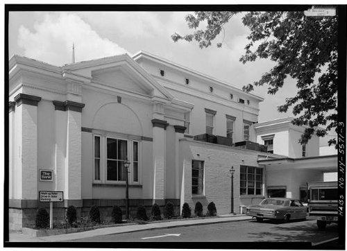 Ulster Bank - HistoricalFindings Photo: Kingston Bank,27 Main Street,Kingston,Ulster County,NY, York,HABS,2