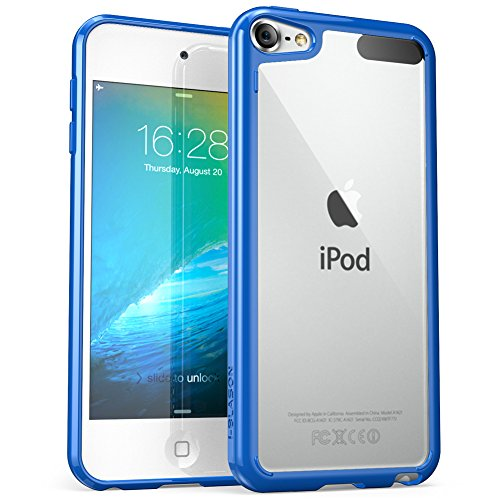 ipod touch 6th generation case scratch resistant i blasonclear halo series for apple itouch. Black Bedroom Furniture Sets. Home Design Ideas