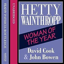 Hetty Wainthropp – Woman of the Year