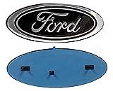 all black ford emblem - 2005-2014 Ford F150 Black Oval 9