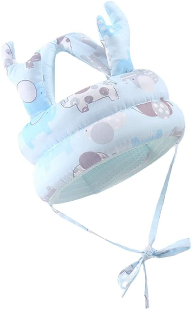 Baby Soft Helm, Infant Head Protector Ademende