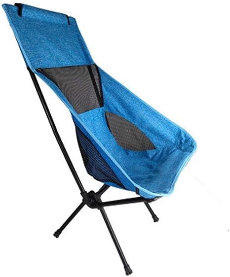 Silla de mochila plegable ultraligera para mochilero, camping ...