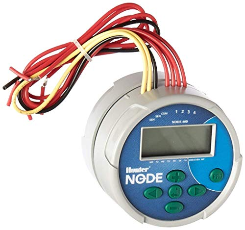 Hunter NODE-400 Battery Operated Timer NODE400 Controller Updated SVC-400