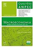 capa de Macroeconomia. Questões ANPEC
